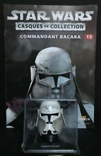 "Casque de collection Star Wars n°15 ""Commandant Bacara"" (Editions Altaya) (GW)"