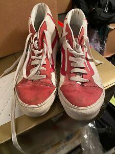 Vans Shoes Vintage Leather 10,5 Perfect