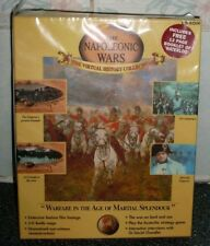 The Napoleonic Wars The Virtual History Collection PC Edition CD-Rom Booklet