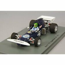 March Ford 721 #23 Henri Pescarolo 1972 Argentine GP Spark 1:43 F1 Japan Rare