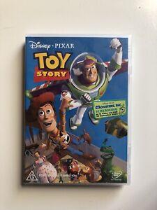 Toy Story (DVD region 4)