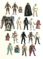 CHOOSE: 1996 Star Wars Power of the Force II / SOTE * Action Figures * Kenner