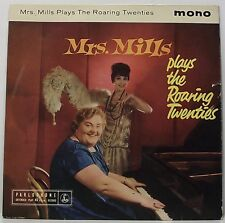 "MRS MILLS : PLAYS THE ROARING TWENTIES EP 7"" Vinyl Single 45rpm PS VG"