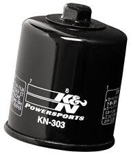 K&N OIL FILTER KN-303 HONDA KAWASAKI POLARIS YAMAHA