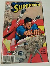 Superman # 7 , 2000, italian edition
