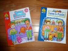 Games and Puzzles Lisa Carmona 2002 Workbook) New Lot 2