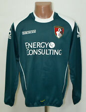 BOURNEMOUTH ENGLAND 2000`S TRAINING FOOTBALL TOP JERSEY CARBRINI SIZE M ADULT