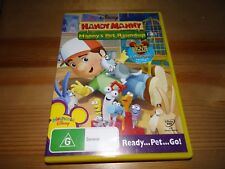 HANDY MANNY : MANNY'S PET ROUNDUP DVD *BARGAIN*