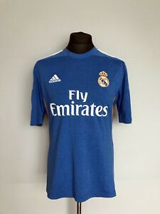 AUTH ADIDAS REAL MADRID Jersey RONALDO 7 2013 – Size M - EXCELLENT