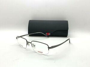 Carrera CARRERA CA7474/T X93 GUNMETAL 51-19-140MM Eyeglasses Case& cloth NEW
