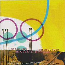 STEVE LACY   RUDD ROSWELL    CD  MONK'S DREAM
