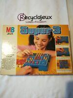 jeu de société Super 3 MB complet