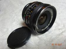 MINT RARE  Konica Hexanon AR 28mm f3.5 ADAPT  SONY LEICA CANON NIKON M4/3