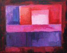 Künstlerische Malerei mit Acryl ab 2000