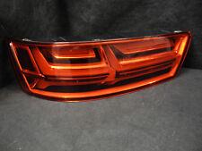 Audi Q7 4M Heckleuchte Schlussleuchte LED tail light links left 4M0945093E
