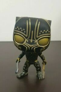 Funko POP! Marvel Black Phanther - Erik Killmonger #279 OOB **No Box**