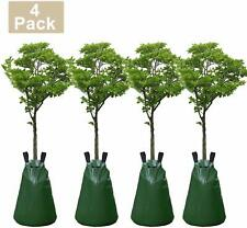 Tree Watering Bag, 20 Gallon Slow Release Irrigation, 4-Pack, Free Us Shipping