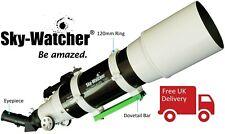 Skywatcher Startravel-120T 120mm F/600 Refractor Telescope OTA 10940 (UK Stock)
