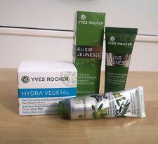 Lot de produits Yves Rocher Elixir, Hydra Vegetal - NEUF + CADEAU