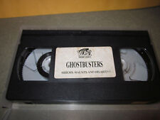 Filmation's Ghostbusters - Heroes, Haunts & Hilarity (VHS) NO COVER