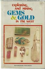 Vintage 1967 Exploring & Mining Gems & Gold in the West-Naturegraph Pub.