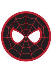 Mondo Spider-Man Miles Morales Turntable Slip Mat Spider-Verse Marvel New