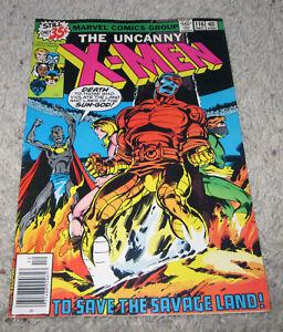 X-men 116 VF Bryne Art Cyclops Wolverine Nightcrawler Storm LOT MCU