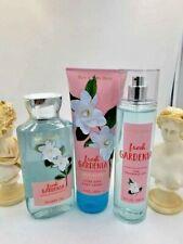 Bath & Body Works Fresh Gardenia Collection