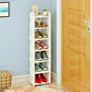 Super Thin Shoe Rack Shoe organizer 8 Layer Shoe Rack