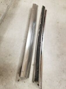 1968 1969 1970 DODGE CORONET PLYMOUTH B BODY CONVERTIBLE FRONT LEFT A POST TRIM
