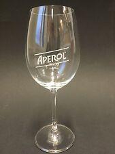 Aperol Spritz Rastal Aperitif Glas Gläser Dickbauchig NEU OVP Sommer