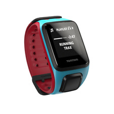 Orologio TomTom Runner 2 Cardio Music GPS Scuba Blu / Rosso 1RF0.001.00