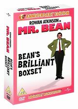 MR BEAN Complete Live Comedy Collection Series DVD Boxset Volume 1 2 3 4 New