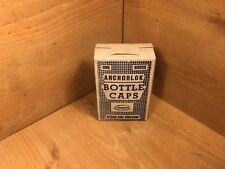 Vintage Metal & Cork Soda Pop Bottling Caps by Anchorlok Unused Full Gross