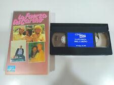 LA FUERZA DEL CARIÑO JACK NICHOLSON DEBRA WINGER - VHS Cinta Español - 2T