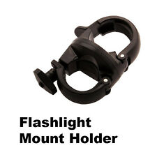 360 Degree Rotation Bike Flashlight Torch Light Mount Holder Bracket Clamp Clip