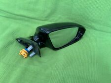 BMW F10 M5 Mirror Camera Driver Side Electric Folding Dimming Glass 3pin Black