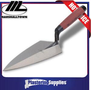 "Marshalltown Brick Trowel 12"" Philadelphia Pattern DuraSoft Handle 10116"