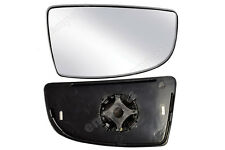 Ford Transit MK8 Wing Mirror Small Lower Glass O/S+ Backing Plate 2014 Onward