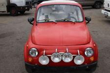 Fiat 500 - Oldtimer - Bj. 1969 - Rundtacho - Restaurationsobjekt