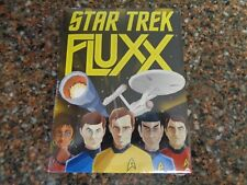 Star Trek Fluxx Card Game - Looney Labs Games 857848004635 Sealed New
