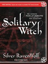 Solitary Witch: The Ultimate Book of Shadows for the New Generation (MP3)