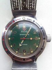 Vostok Vintage Soviet Military Amphibian Antimagnetic Caliber 2409