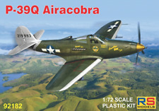 RS Models 1/72 BELL P-39Q AIRACOBRA American WWII Fighter