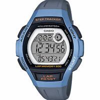 CASIO Armbanduhr digital | Step Tracker | Stopp-Timer-Alarm | LWS-2000H-2AVEF