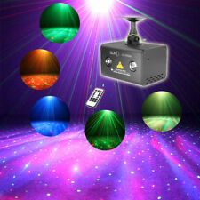 SUNY Remote RG Laser Light Meteor Lighting Universe Galaxy RGB LED Stage DJ Show