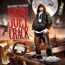Fat Joe The Return Of Joey Crack Terror Squad Mixtape Hip Hop CD New Jan 2017