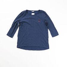 Hüftlange Esprit 3/4 Arm Damenblusen, - tops & -shirts aus Baumwolle