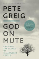 God on Mute by Pete Greig 0830780718 The Cheap Fast Post