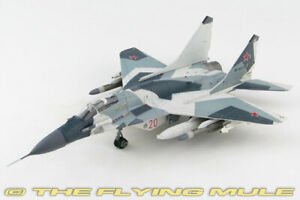 Hobby Master 1:72 MiG-29SMT Fulcrum-E Russian Air Force Red 20